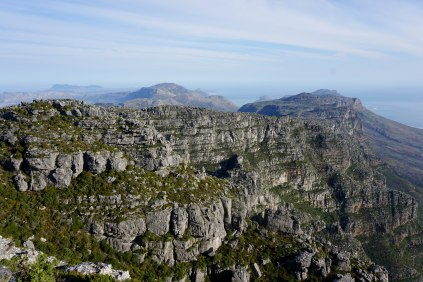 Named one of the New Seven Wonders of Nature, Table Mountain was known by the original inhabitants as Hoerikwaggo or sea mountain.