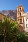 church tower of St. Catherine's Monastery