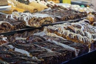 Carmel Market treats