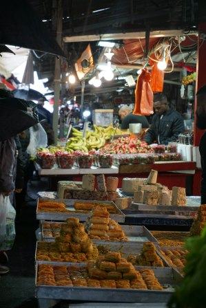 A taste of the Carmel Market