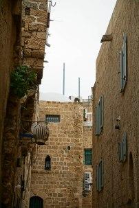 streets of Jaffa